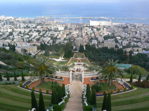 Foto de Lugares sacros bahaíes en Haifa y Galilea Occidental - Israel . Foto por martin_javier