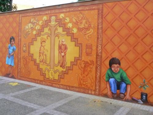 Fotos de Arte para todos: El mural Maya de Carin Steen. Foto por martin_javier