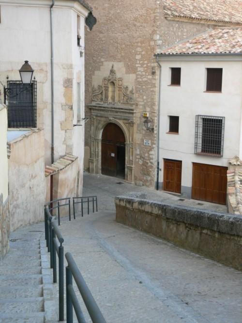 Fotos de la Iglesia de la Santa Cruz en Cuenca - España. Foto por martin_javier