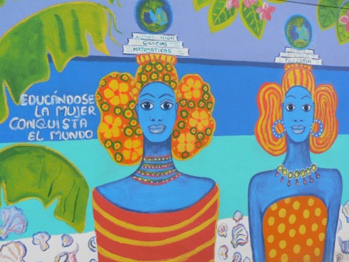 Fotos de Arte para todos: mural de Nena Sánchez. foto por martin_javier