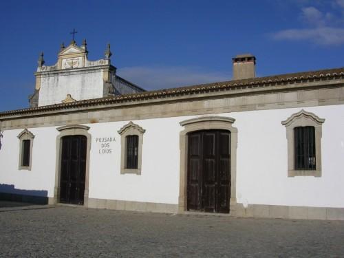 Foto de la Pousada dos Lóios en Évora - Portugal. Foto por martin_javier