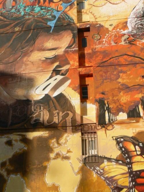 Fotos de Arte para todos: mural El Niño. Foto por martin_javier