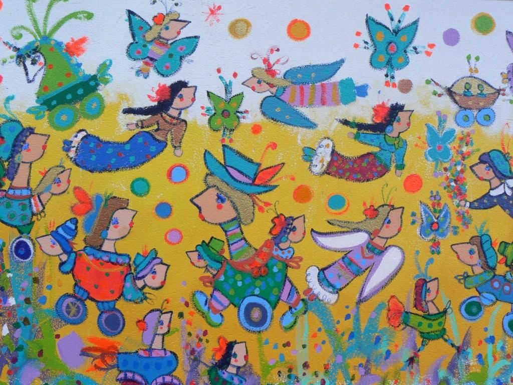 Resultado de imagen para pinturas de Sergio Vergara
