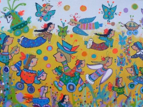 Fotos de Arte para todos: mural de Sergio Vergara. Foto por martin_javier