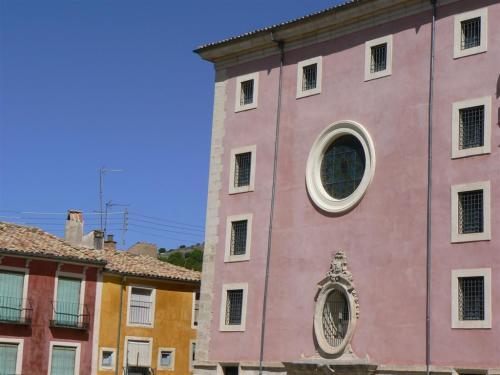 Foto del Convento de las Petras en Cuenca - España. Foto por martin_javier