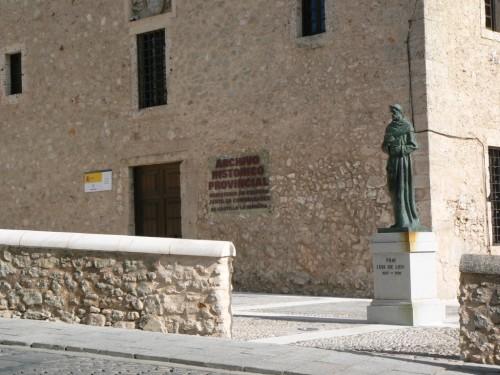 Fotos del Archivo Histórico Provincial de Cuenca - España. Foto por martin_javier