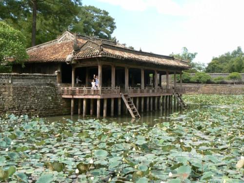 Fotos de la tumba de Tu Duc en Hue - Vietnam. Foto por martin_javier
