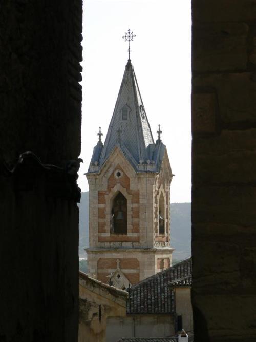 Foto de la Iglesia de El Salvador en Cuenca - España. Foto por martin_javier