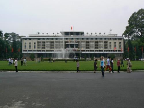 Fotos del Palacio de la Reunificación en Ho Chi Ming (Saigón) - Vietnam. Foto por martin_javier