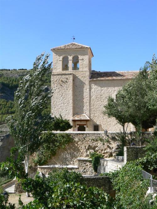 Foto de la Iglesia de San Miguel en Cuenca - España. Foto por martin_javier