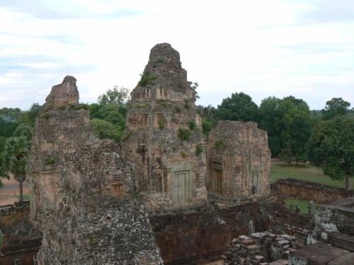 Fotos del Templo de Phnom Bakheng en Angkor – Camboya. Foto por martin_javier