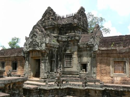 Fotos del Templo de Banteay Samre en Angkor – Camboya. Foto por martin_javier