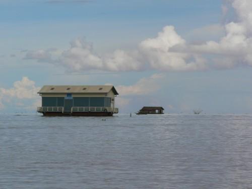 Fotos del Lago Sap (Tonlé Sap) en Camboya. Foto por martin_javier