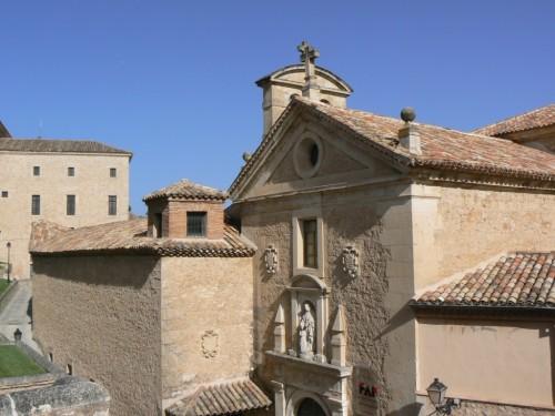Fotos del Convento de las Carmelitas Descalzas - Fundación Antonio Pérez en Cuenca - España. Foto por martin_javier