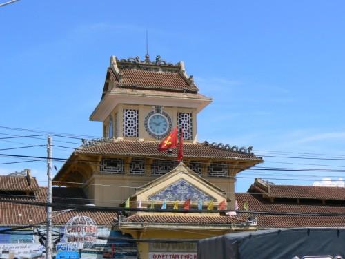 Fotos del Mercado de Binh Tay en Cholon - Ho Chi Minh - Vietnam. foto por martin_javier