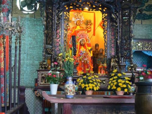 Fotos de la Pagoda de Thien Hau en Cholon - Ho Chi Minh - Vietnam. Foto por martin_javier