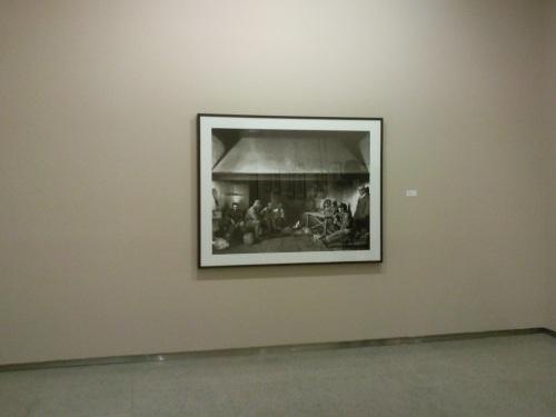 """Fotos de la exposición Los """"Paisanos"""" de Atín Aya. Fotos por martin_javier"""
