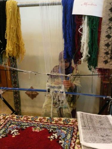 Fotos de la Muestra de artesanía marroquí en Sevilla. Foto por martin_javier