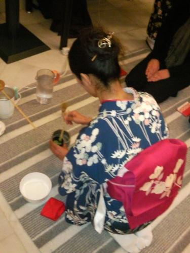 fotos de la ceremonia del té. Foto por martin_javier