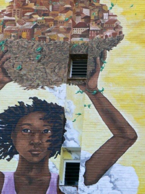 Fotos de Arte para todos: Mural de Katie Yamasaki. Foto por martin_javier