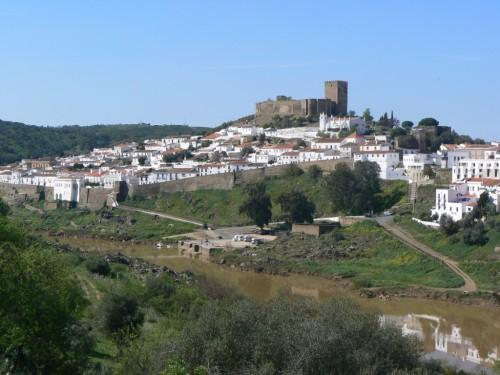 Fotos del Castillo de Mértola - Portugal. Foto por martin_javier