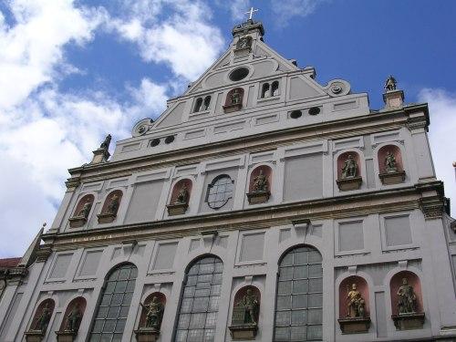 Fotos de la Iglesia de San Miguel en Múnich - Alemania. Foto por martin_javier