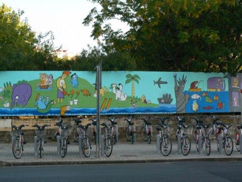 Fotos de Arte para todos: Mural de Francisco Munguia. Foto por martin_javier
