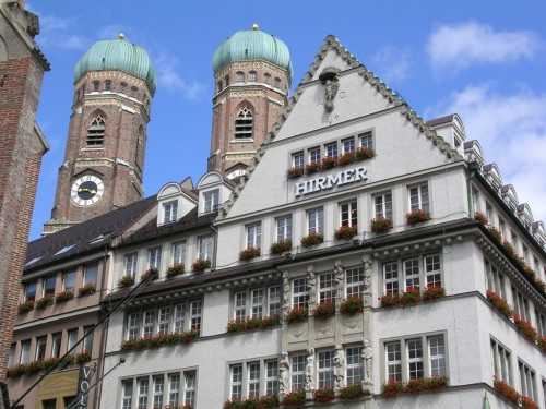 Fotos de la Catedral de Múnich - Alemania. Foto por martin_javier