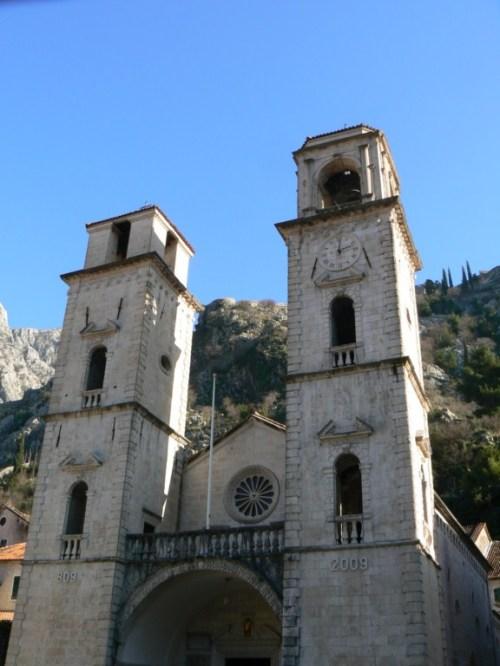 Fotos de la Catedral de San Trifón (Sveti Tripun) de Kotor - Montenegro. Foto por martin_javier