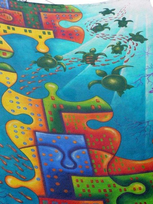 Fotos de Arte para todos: Mural de Bella Wilshire. Foto por martin_javier
