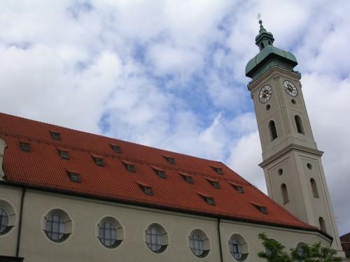Fotos de la Iglesia del Espíritu Santo de Múnich - Alemania. Foto por martin_javier