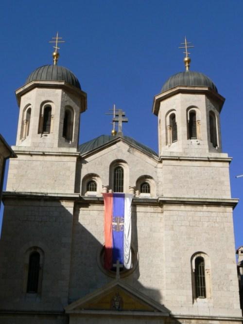 Fotos de la Iglesia ortodoxa de San Nicolás de Kotor - Montenegro