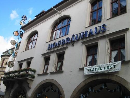Fotos de la Cervecería Hofbräuhaus de Múnich - Alemania. Foto por martin_javier