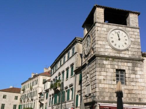Fotos de la Torre del Reloj de la Ciudad de Kotor - Montenegro. Foto por martin_javier