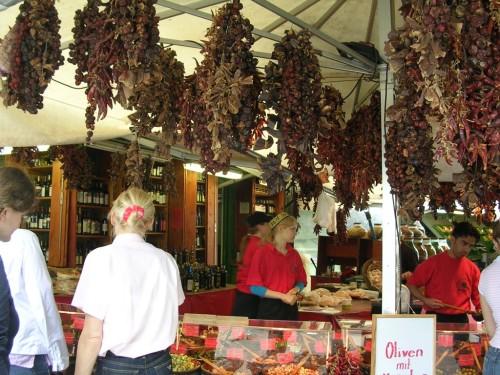 Fotos de la Plaza del Mercado de Múnich - Alemania. Foto por martin_javier