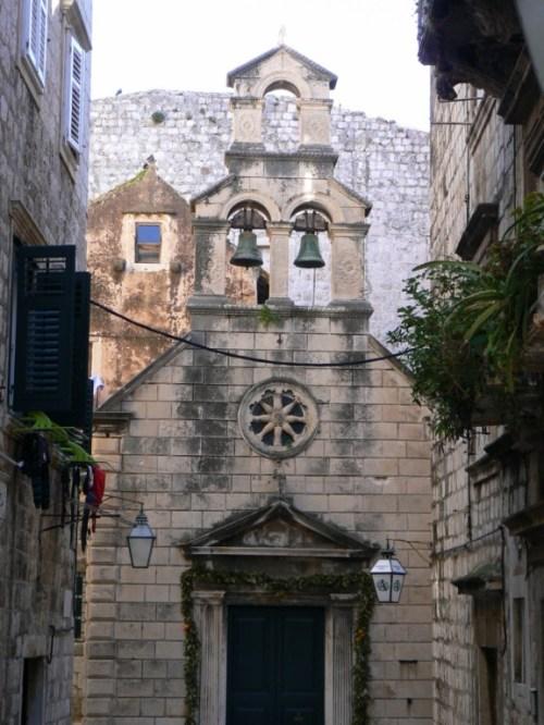 Fotos de la Iglesia de San Nicolás de Dubrovnik - Croacia. Foto por martin_javier