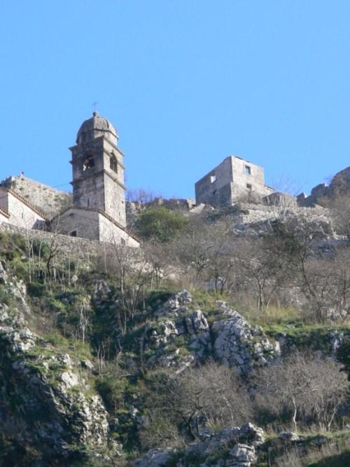 Fotos de la Iglesia de Nuestra Señora de los Remedios de Kotor - Montenegro. Foto por martin_javier