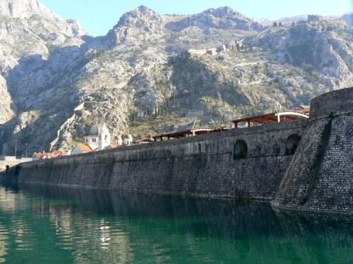 Fotos de la muralla de la ciudad de Kotor - Montenegro. Foto por martin_javier