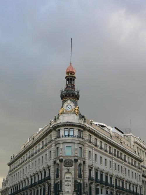 Fotos del edificio Banco Español de Crédito de Madrid - España. Foto por martin_javier