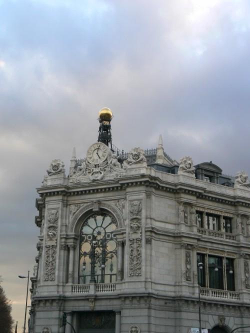 Fotos del edificio Banco de España de Madrid - España. Foto por martin_javier