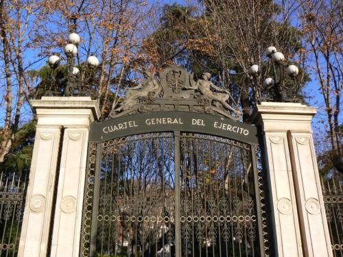 Foto del Palacio de Buenavista de Madrid - España. Foto por martin_javier