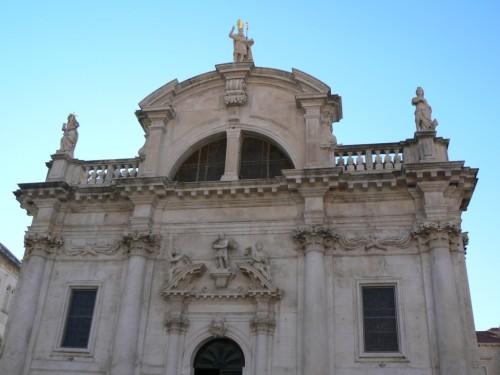 Foto de la Iglesia de San Blas de Dubrovnik - Croacia. Foto por martin_javier