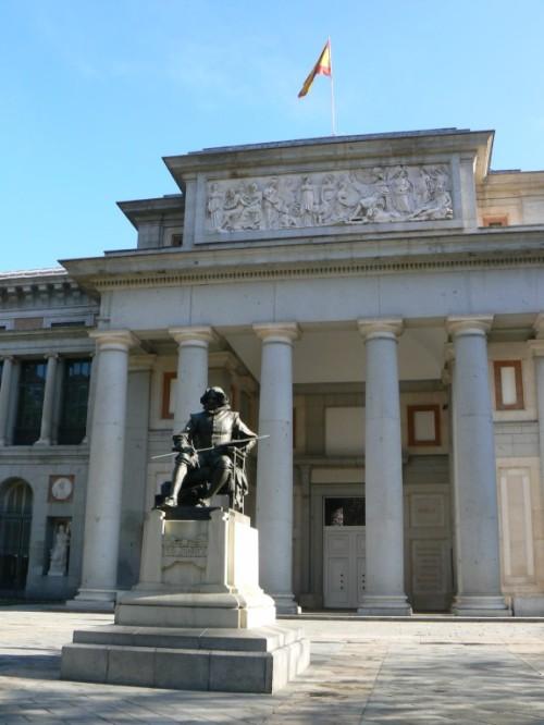 Fotos del Museo del Prado de Madrid - España. Foto por martin_javier