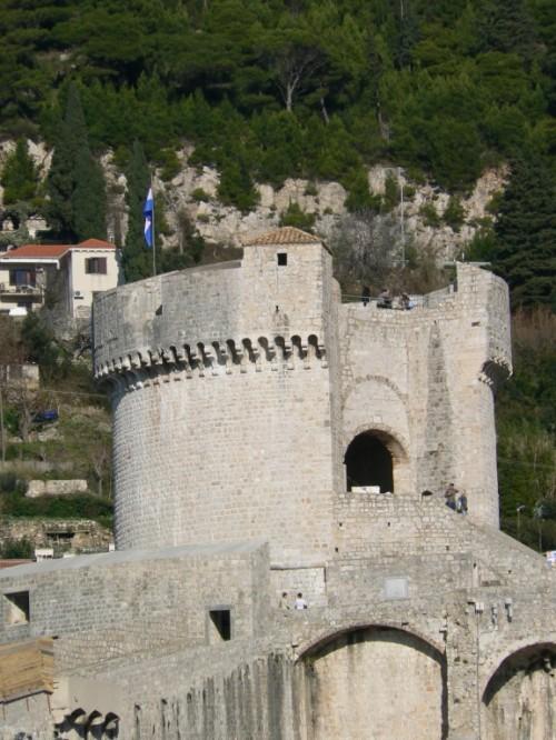 Fotos de la Torre Minceta de Dubrovnik - Croacia . Foto por martin_javier