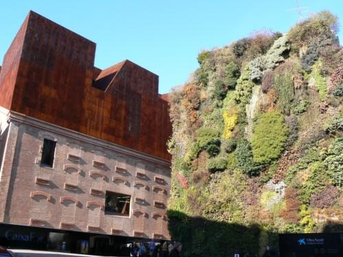 Fotos del CaixaForum de Madrid - España. Foto por martin_javier