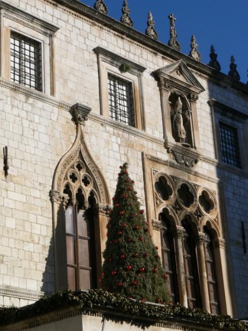 Fotos del Palacio Sponza de Dubrovnik - Croacia. Foto por martin_javier