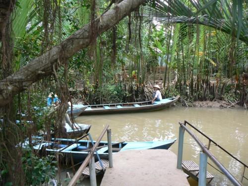 Fotos del Delta del Mekong en Vietnam. Foto por martin_javier