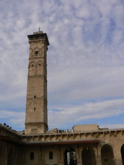 Fotos de la Gran Mezquita de Aleppo (Alepo – Siria). Foto por martin_javier