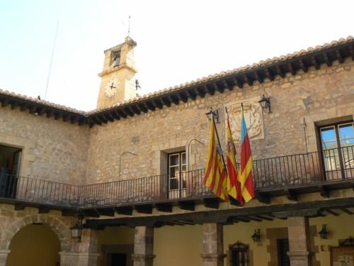 Fotos de la Casa Consistorial de Albarracín - España. Foto por martin_javier