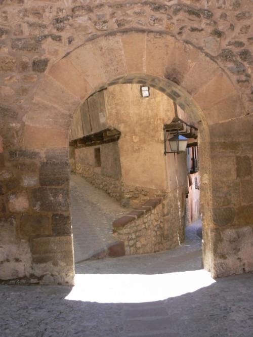 Foto de la Casa Julianeta de Albarracín - España. Foto martin_javier